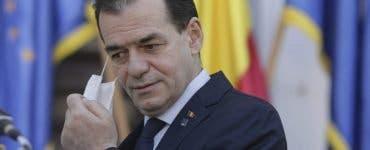 Măsuri de relaxare anunțate de premierul Ludovic Orban