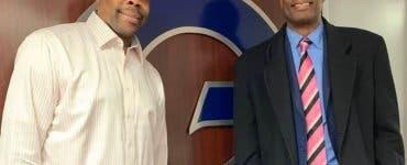 Patrick Ewing, NBA, coronavirus,