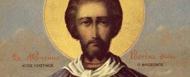 Sărbătoare Sfântul Iustin