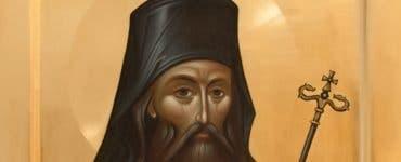 Calendar ortodox sf ierarh Iacob putneanul