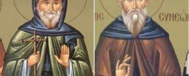 sărbătorirea Sfântului Simeon