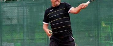 Laurențiu Bucur, mort, tenis