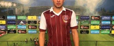 George Țucudean, CFR Cluj,