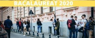 BACALAUREAT 2020 Geografie