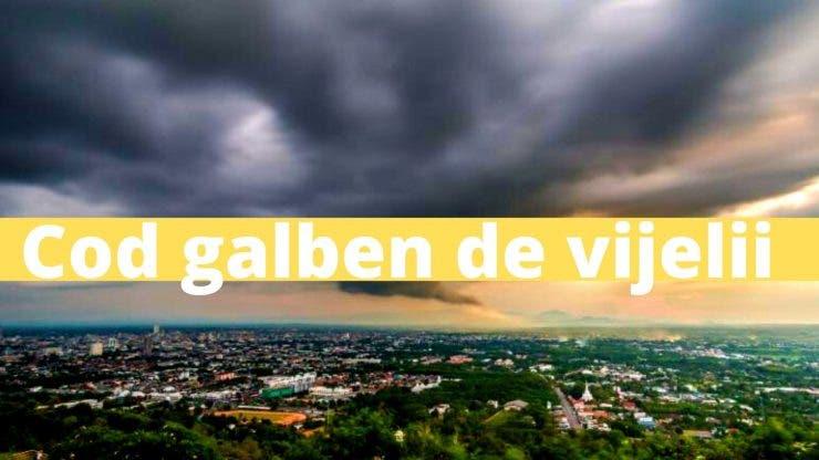 COD GALBEN DE VIJELII