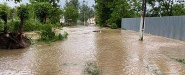 Cod roșu de inundații
