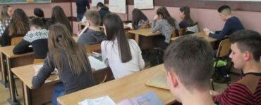 Elevi înscriși la Evaluarea Națională 2020