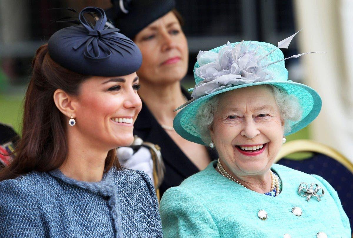 Kate Middleton nu va fi niciodată Regină. Care e diferența dintre ea și Regina Elisabeta a II-a?