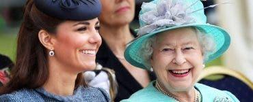 Kate Middleton nu va fi niciodată Regină. Care e diferența dintre ea și Regina Elisabeta a II-a
