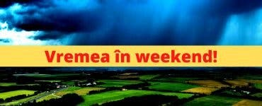 Vremea in weekend