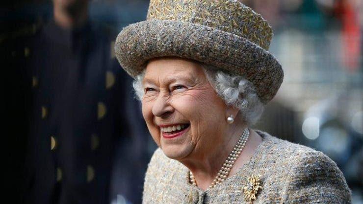 Regina Elisabeta imagini după izolare