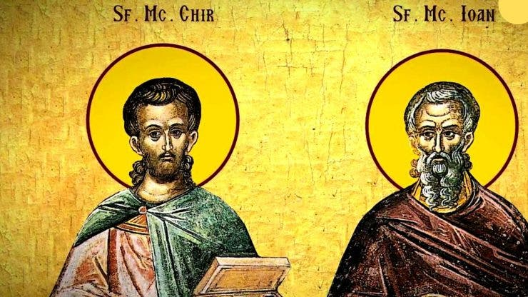 Sfintii Chir și Ioan