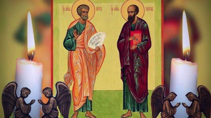 Sfintii Petru si Pavelc