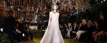 Show-ul de modă al lui Christian Dior