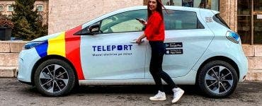 Teleport Car sharing