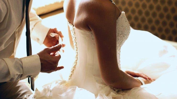 Traditie bizara in noaptea nuntii