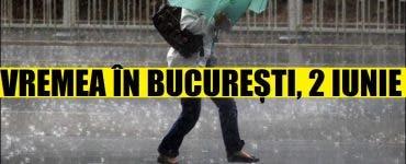 Vremea în București, 2 iunie. Meteorologii anunță o scădere considerabilă a temperaturilor