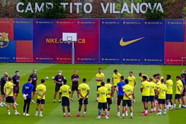 Barcelona, coronavirus, Leo Messi,