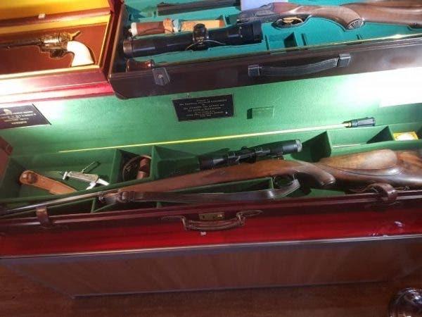 ceausescu arma