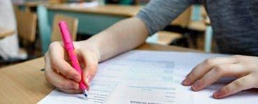 notele evaluare naționala
