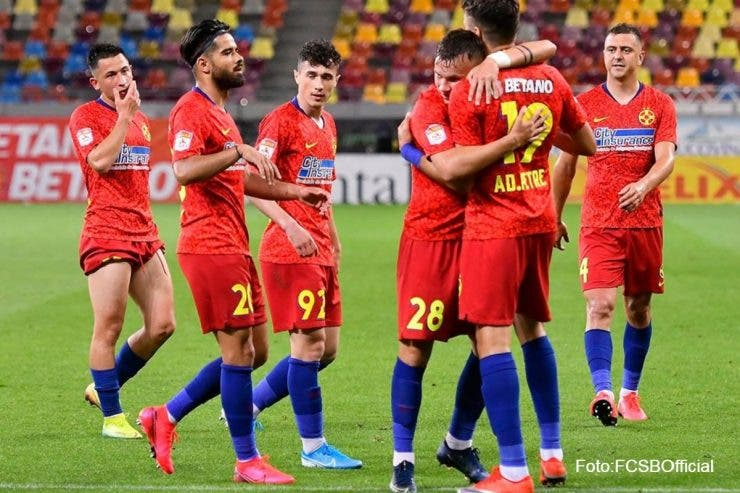 fcsb, titlu Liga I, bogdan vintilă,basarab panduru