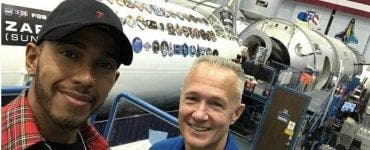 George Floyd moarte, Lewis Hamilton, Michael Jordan