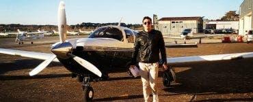 accident aviatic, Fabio Lombini, Roman Gioele Rossetti