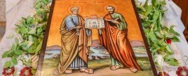 pomana Petru și Pavel