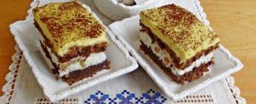 Rețetă prăjitură
