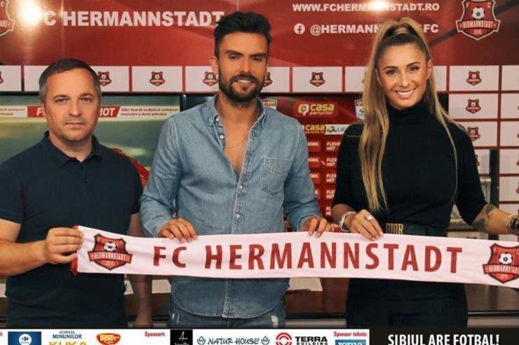 FC Hermannstadt, antrenor, Ruben Albes