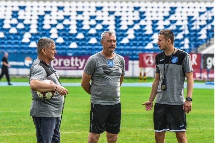 mircea rednic, Poli Iasi, FC Voluntari