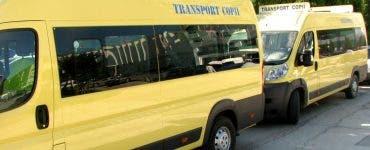 TRansport gratuit pentru elevi