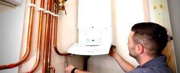 Acum e momentul să îți montezi centrala termică pe gaze în apartament
