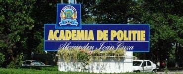 Admitere poliție