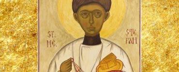 Aducerea moaștelor Sfântului Întâi Mucenic și Arhidiacon Ștefan