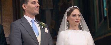 Alina Binder și fostul principe Nicolae