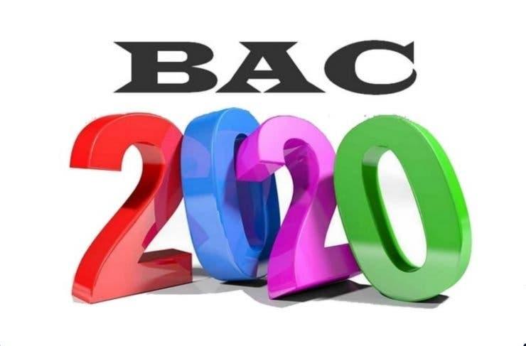BACALAUREAT 2020