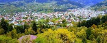 Borșa, micul oraș al Maramureșului