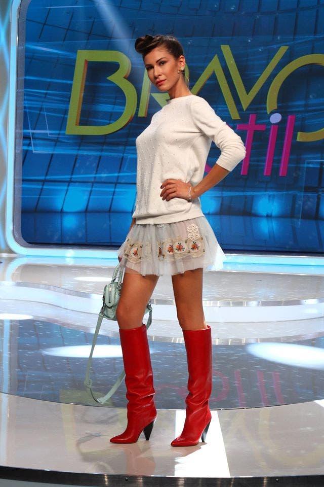 Bravo ai stil Cristina Dorobantu