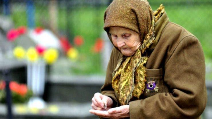 Care este pensia medie lunară în România