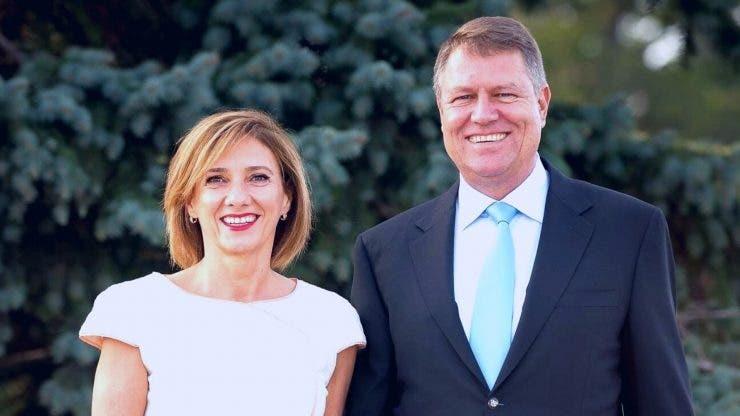 Carmen și Klaus Iohannis