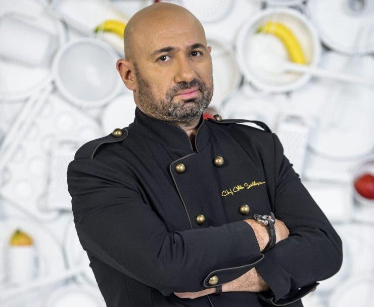 Chef Cătălin Scărlătescu