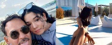 Fiica lui Razvan Simion