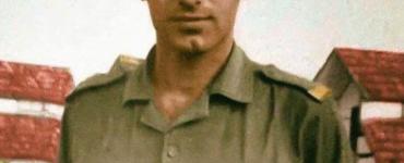 Gabriel Dorobanțu tânăr