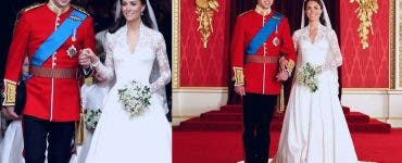Kate si William