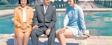 Matilda Pascal Cojocărița și Nicolae Ceaușescu