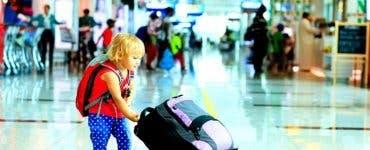 Pleci cu copiii în vacanță