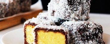 Prăjitură tăvălită