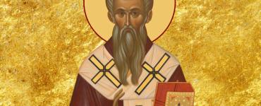 Sfântul Ierarh Andrei Criteanul, Arhiepiscopul Cretei