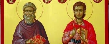 Sfinții Epictet și Astion